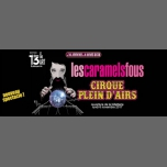 Cirque Plein d'Airs à Paris le sam.  3 mars 2018 de 21h00 à 22h45 (Spectacle Gay Friendly, Lesbienne Friendly, Hétéro Friendly)