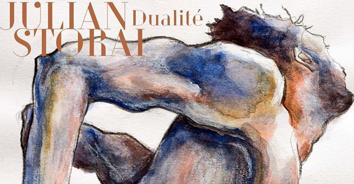 "Exposition ""Dualité"" - Julian Storaï in Paris le Sat, August 24, 2019 from 11:00 am to 11:00 pm (Expo Gay, Lesbian)"