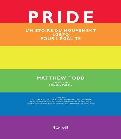 巴黎Frédéric Martel / Pride : Le mouvement LGBTQ pour l'égalité2019年 7月26日,19:00(男同性恋, 女同性恋 见面会/辩论)
