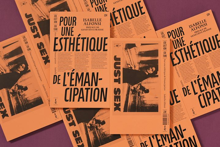 Lancement — Pour une esthétique de l'émancipation, I. Alfonsi in Paris le Mi 11. September, 2019 19.00 bis 21.00 (Begegnungen Gay, Lesbierin)