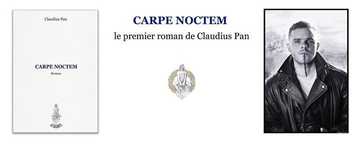 巴黎Claudius Pan / Carpe Noctem2019年 8月17日,20:30(男同性恋, 女同性恋 见面会/辩论)