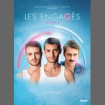 Les engagés / Saison 2 / Rencontre in Paris le Thu, December  6, 2018 from 07:00 pm to 09:00 pm (Meetings / Discussions Gay)
