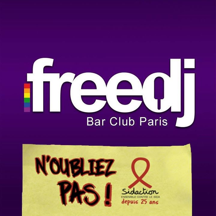 Tonight Friday Club a Parigi le ven 12 aprile 2019 18:00-04:00 (Clubbing Gay)