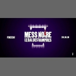 Mess Noire - Le Bal des Vampires in Paris le Sun, October 28, 2018 from 10:00 pm to 03:00 am (After-Work Gay)