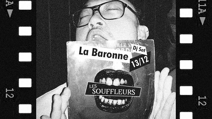 La Baronne aux Souffleurs in Paris le Fri, December 13, 2019 from 10:00 pm to 04:00 am (Clubbing Gay)