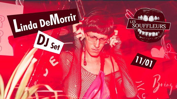 Linda De Morrir DJ7 in Paris le Sat, January 11, 2020 from 10:00 pm to 04:00 am (Clubbing Gay)