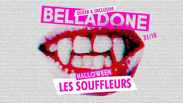 Belladone Halloween a Parigi le gio 31 ottobre 2019 22:00-05:00 (Clubbing Gay)