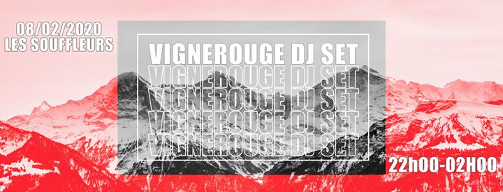 Vignerouge aux Souffleurs en Paris le sáb  8 de febrero de 2020 22:00-02:00 (After-Work Gay)
