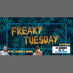 Freaky Tuesday #2 in Paris le Di 22. Januar, 2019 18.00 bis 02.00 (After-Work Gay)