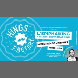 Kings Factory : L'Epiphaking ! in Paris le Mi 30. Januar, 2019 18.30 bis 02.00 (Clubbing Gay)