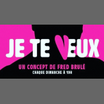 JE TE VEUX- Comedy Jam Fighters- Special St Valentin a Parigi le dom 17 febbraio 2019 19:00-21:00 (After-work Gay)