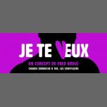 JE TE VEUX- N*15- Comedy Jam Fighters - Humour aux Souffleurs à Paris le dim. 21 avril 2019 de 20h00 à 22h00 (Spectacle Gay)