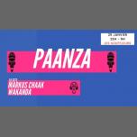 Panzaa - Markus Chaak + Wakanda - Les Souffleurs à Paris le ven. 25 janvier 2019 de 22h00 à 05h00 (Clubbing Gay)