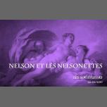Nelson et les Nelsonettes - Les Souffleurs en Paris le sáb 20 de abril de 2019 19:00-22:00 (After-Work Gay)