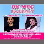 Un mec presque parfait à Paris le ven. 31 mars 2017 de 21h30 à 22h30 (Théâtre Gay Friendly, Lesbienne Friendly)