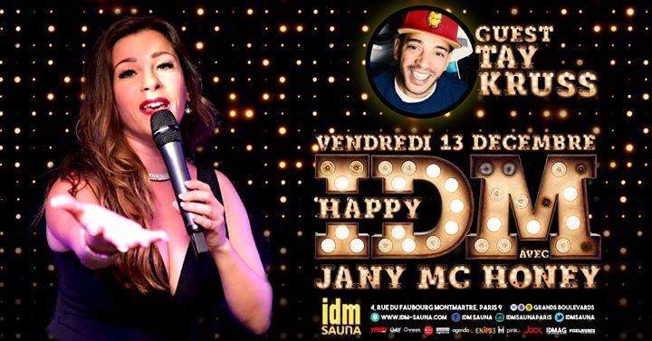 Happy Jany & TAY em Paris le sex, 13 dezembro 2019 19:00-22:00 (Sexo Gay)