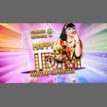 HAPPY IDM #Martine Superstar in Paris le Fri, November  9, 2018 from 07:00 pm to 09:00 pm (Sex Gay)
