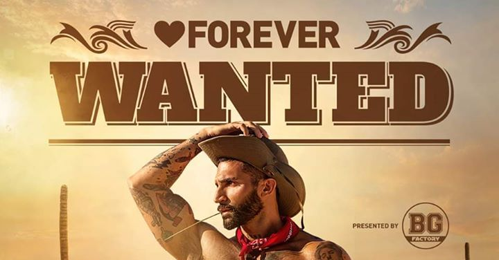 Forever WANTED with Tomer Maizner in Paris le Sat, May  2, 2020 from 11:45 pm to 06:30 am (Clubbing Gay)