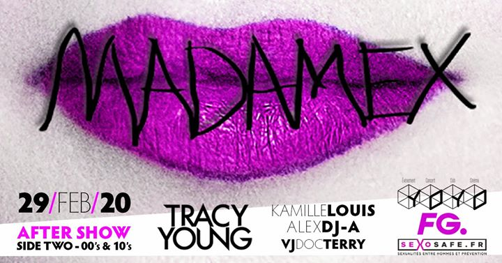 Madame X tour Paris / After Show / Side two in Paris le Sat, February 29, 2020 from 11:45 pm to 06:00 am (Clubbing Gay, Bear)