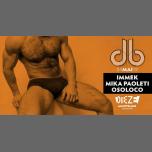 Beardrop db Montpellier : Immek / Mika Paoletti / Osoloco à Montpellier le sam.  4 mai 2019 de 23h55 à 06h00 (Clubbing Gay, Bear)
