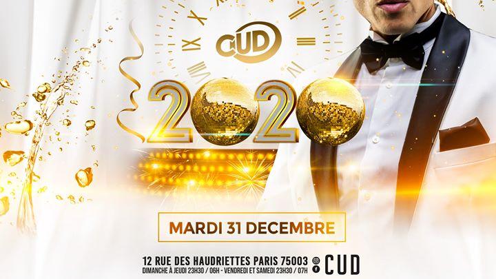 CUD X 2020 a Parigi le mer  1 gennaio 2020 00:15-07:00 (Clubbing Gay)
