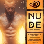 La Nude à Paris le sam.  6 avril 2019 de 00h00 à 07h00 (Clubbing Gay)