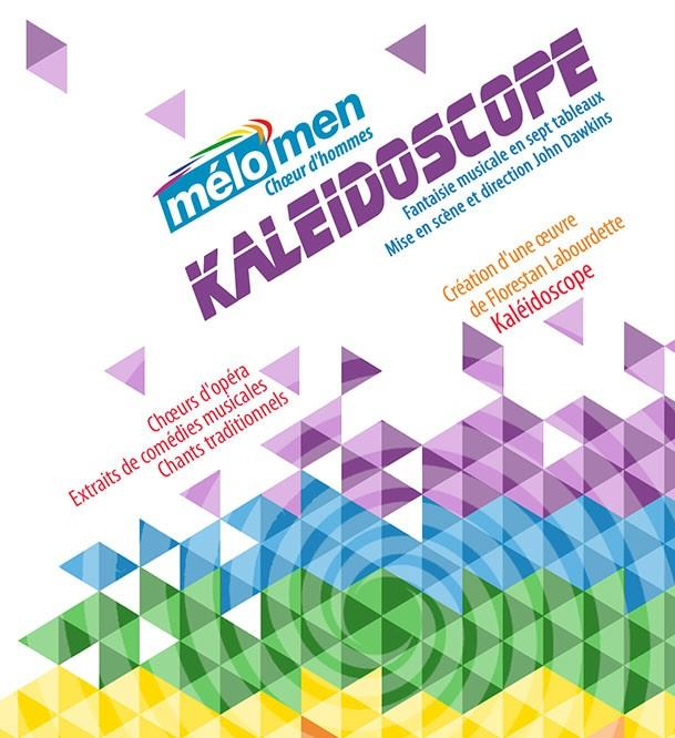 Kaléidoscope (Concert) in Paris le Sun, October 27, 2019 from 06:00 pm to 08:00 pm (Concert Gay)