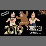 2019 ! BEARICORN PARTY - entrée gratuite in Paris le Mon, December 31, 2018 from 10:00 pm to 06:00 am (Clubbing Gay, Bear)
