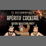 2019 ! APÉRITIF COCKTAIL in Paris le Mon, December 31, 2018 from 07:00 pm to 10:00 pm (After-Work Gay, Bear)