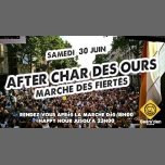 After Char des Ours 2018 in Paris le Sat, June 30, 2018 from 05:00 pm to 06:00 am (After-Work Gay, Bear)