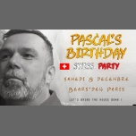 Pascal's Birthday - Let's bring the house down ! in Paris le Sat, December  8, 2018 from 06:30 pm to 04:00 am (After-Work Gay, Bear)