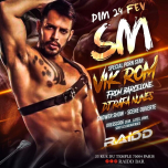 Soiree SM @ Raidd Bar! à Paris le dim. 24 février 2019 de 18h00 à 04h00 (Clubbing Gay)