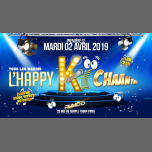 L'happy KI chante in Paris le Tue, April  2, 2019 from 06:00 pm to 11:00 pm (After-Work Gay)