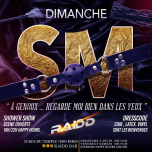 La Soiree SM in Paris le Sun, January 27, 2019 from 06:00 pm to 04:00 am (Clubbing Gay)