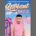 Yohann Lavéant dans Lavéant rose à Paris le ven. 18 mai 2018 de 19h30 à 20h30 (Spectacle Gay Friendly)