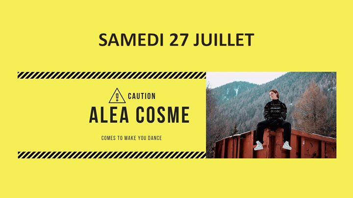 Voyage en Amérique du sud avec DJ ALEA COSME in Paris le Sat, July 27, 2019 from 07:00 pm to 06:30 am (After-Work Gay Friendly, Lesbian)