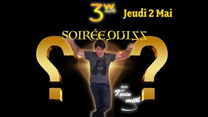 Quizz du 2 Mai & Karaoké à Paris le jeu. 30 mai 2019 de 19h00 à 04h00 (After-Work Gay Friendly, Lesbienne)