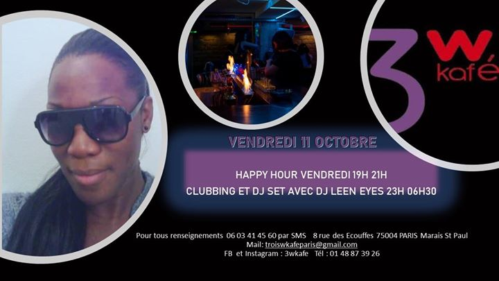 Ce soir, allez on danse! in Paris le Fri, October 11, 2019 from 07:00 pm to 06:30 am (Clubbing Gay Friendly, Lesbian)