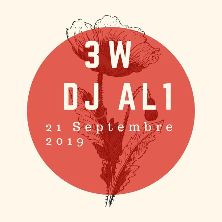 Dj al1 au 3w kafé le samedi 21 septembre em Paris le sáb, 21 setembro 2019 23:00-06:30 (Clubbing Gay Friendly, Lesbica)