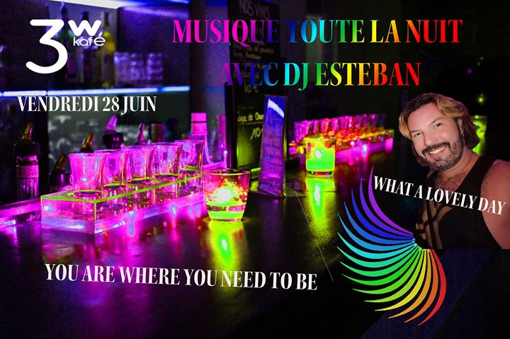 What a lovely day en Paris le vie 28 de junio de 2019 19:00-06:30 (After-Work Gay Friendly, Lesbiana)