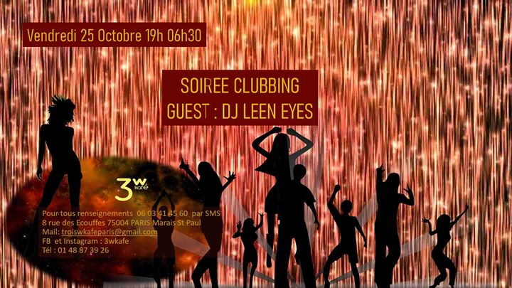 Ce soir, allez on danse! in Paris le Fri, October 25, 2019 from 07:00 pm to 06:30 am (Clubbing Gay Friendly, Lesbian)
