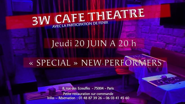 AFTER WORK LE JEUDI in Paris le Do 20. Juni, 2019 20.00 bis 23.45 (After-Work Gay Friendly, Lesbierin)