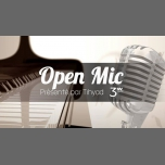 L'open Mic' du 3w - Scène Ouverte à Paris le mer. 14 novembre 2018 de 19h00 à 00h00 (After-Work Gay Friendly, Lesbienne)