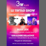Le Tihyad Show in Paris le Sun, November  4, 2018 from 07:00 pm to 03:00 am (After-Work Gay Friendly, Lesbian)