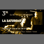 La Saturday du 26 BY KAY Kessinger à Paris le sam. 26 janvier 2019 de 23h00 à 06h30 (After-Work Gay Friendly, Lesbienne)