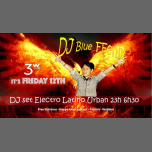 "Friday ""Spécial Urban Latino avec DJ Blue FFenix à Paris le ven. 12 avril 2019 de 19h00 à 06h30 (Clubbing Gay Friendly, Lesbienne)"
