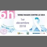 Les 6 Heures de Natation 2018 à Paris le sam.  1 décembre 2018 de 14h00 à 20h00 (Sport Gay, Lesbienne, Hétéro Friendly, Trans, Bi)