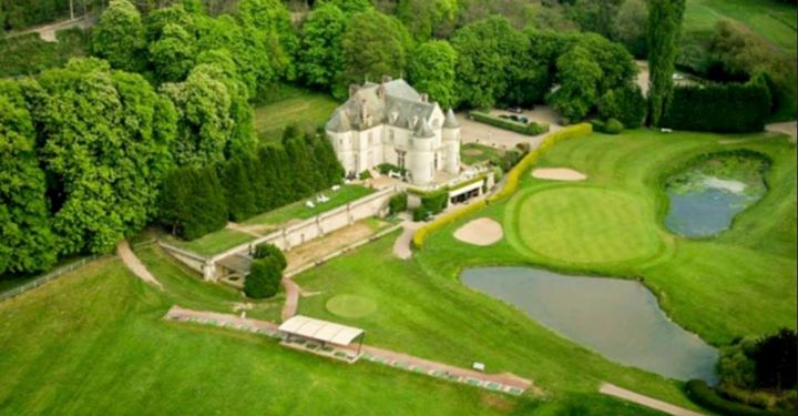 Golf de Villarceaux in Chaussy le Sat, May 25, 2019 from 12:00 pm to 06:00 pm (Sport Gay, Lesbian, Trans, Bi)
