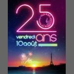 Happy 25th Anniversary Niji-Kan à Paris le ven. 10 août 2018 de 19h00 à 22h00 (After-Work Gay, Lesbienne, Hétéro Friendly, Trans, Bi)