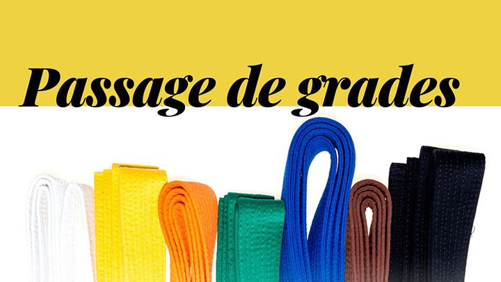 Passage de grades a Parigi le dom 23 giugno 2019 09:45-12:00 (Sport Gay, Lesbica, Etero friendly, Trans, Bi)